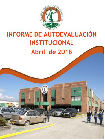 Etapa V: Preparación de Informe de Autoevaluación y Evaluación Externa