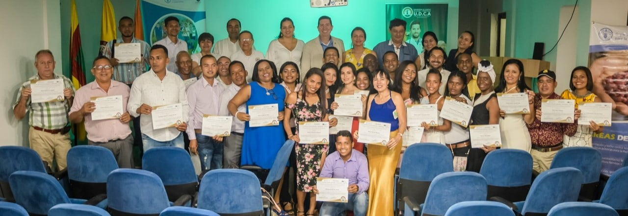 Diplomado U.D.C.A – FAO, Sede Cartagena D.T y C.