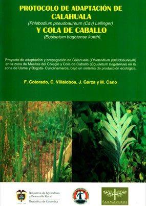 Protocolo de adaptación de Calahuala y cola de caballo